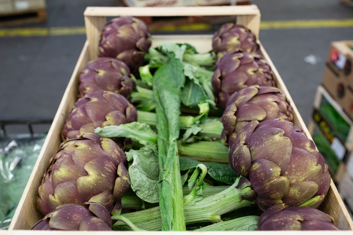 Fruit And Veg Market Report March 2019 Artichokes