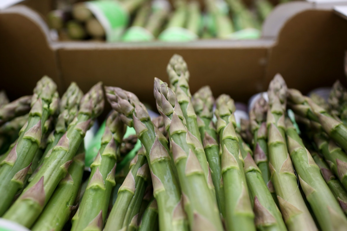 Fruit And Veg Market Report March 2019 Asparagus