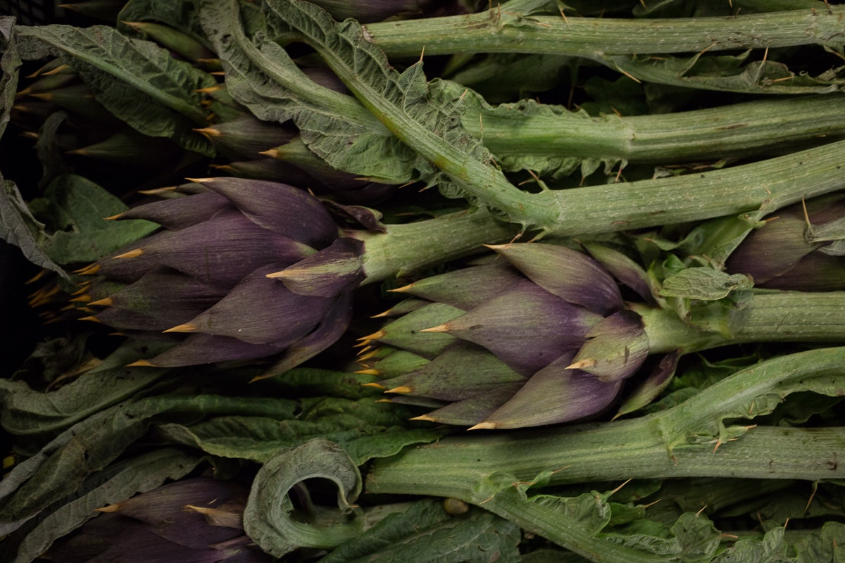 Fruit And Veg Market Report May 2018 Artichoke