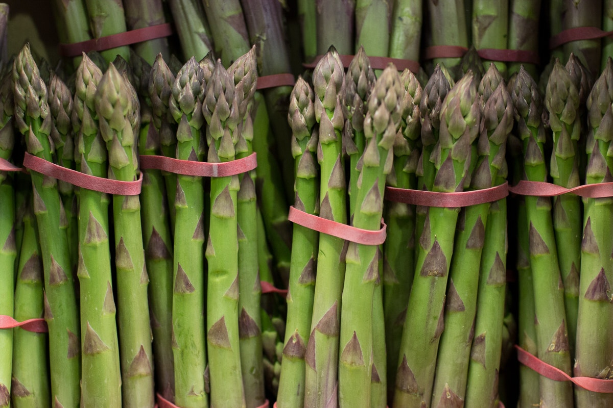 Fruit And Veg Market Report May 2018 Asparagus