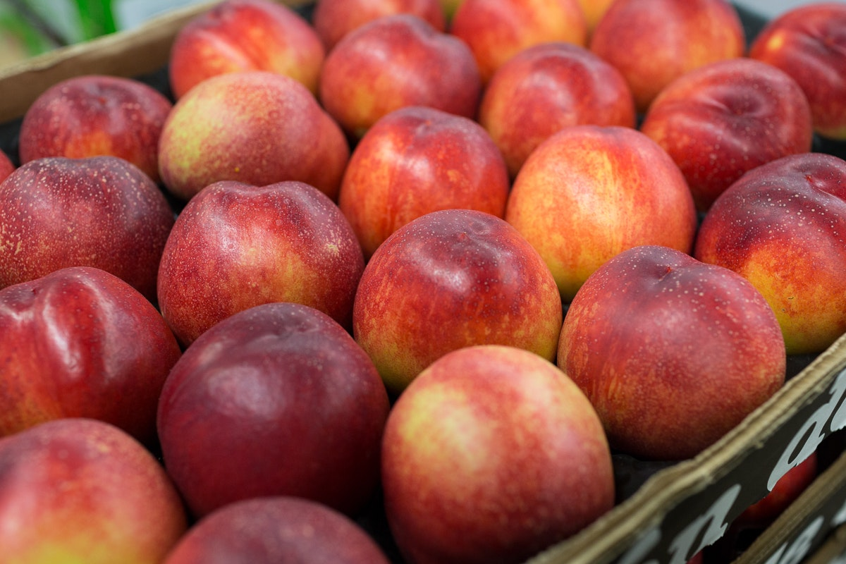 Fruit And Veg Market Report May 2018 Nectarines