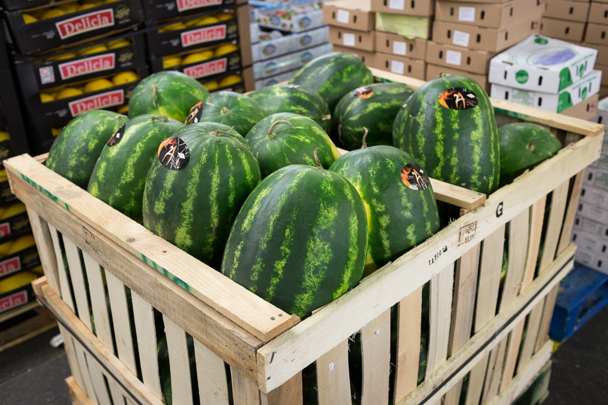 Fruit And Veg Market Report May 2018 Watermelons