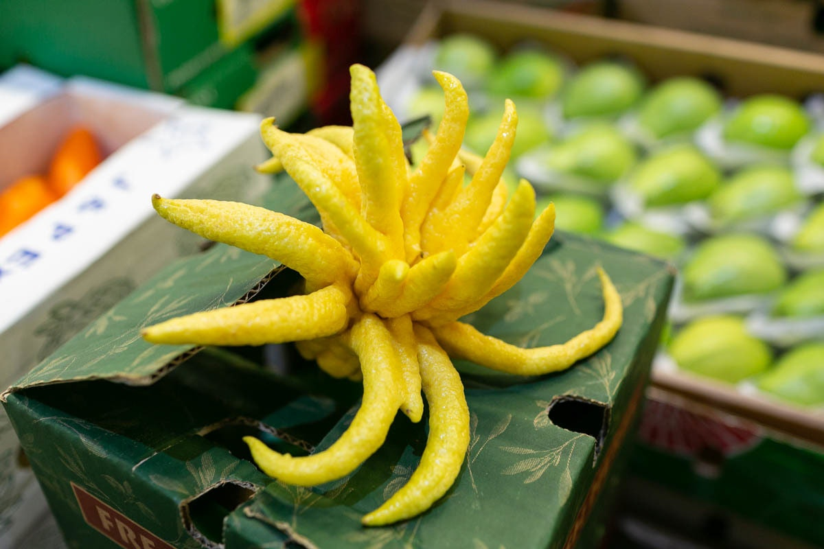 Fruit And Veg Market Report November 2019 Buddhas Hand