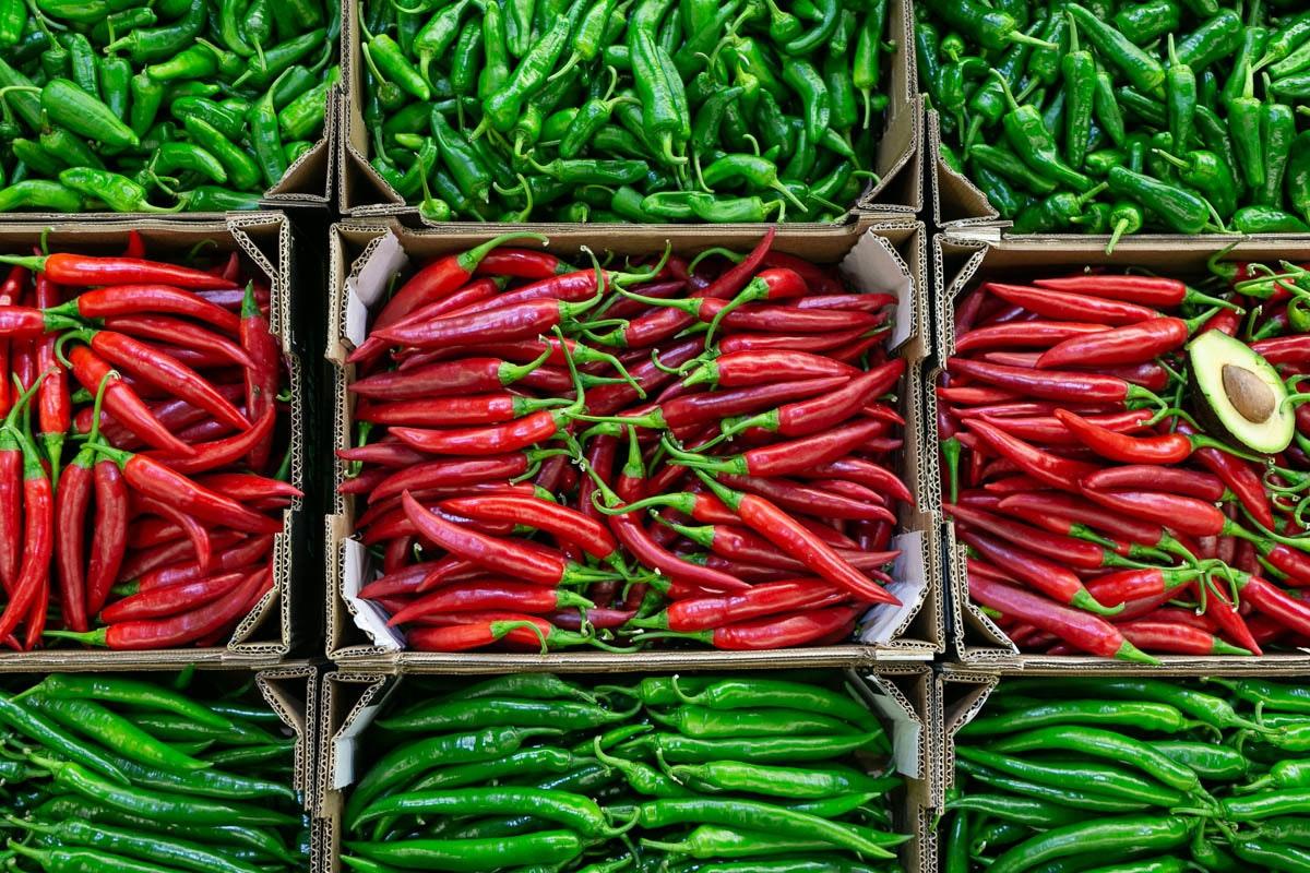 Fruit And Veg Market Report November 2019 Chillies