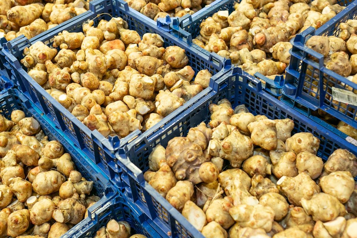 Fruit And Veg Market Report November 2019 Jerusalem Artichokes