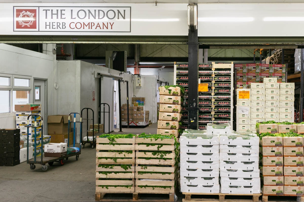 Fruit And Veg Market Report November 2019 London Herb Company