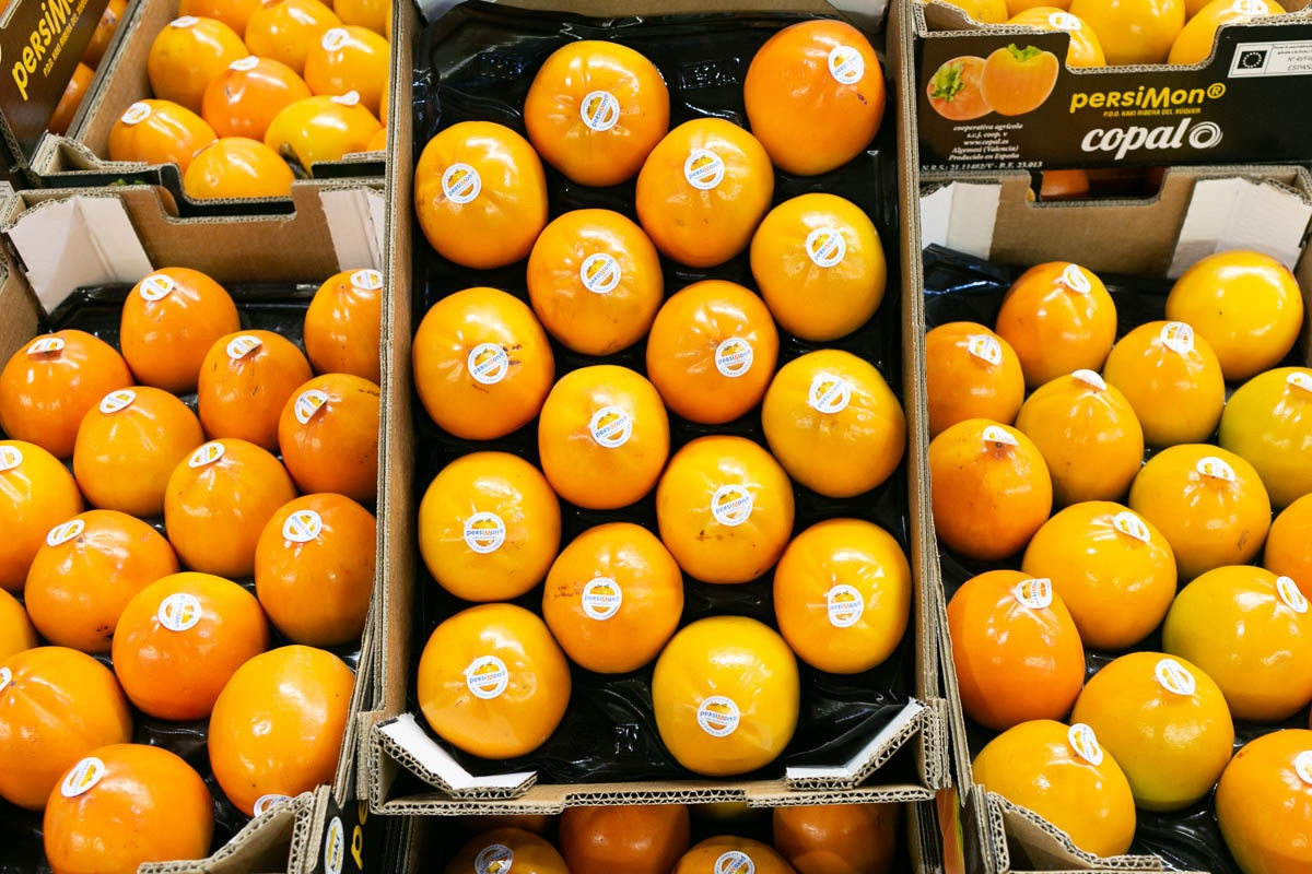 Fruit And Veg Market Report November 2019 Persimmon