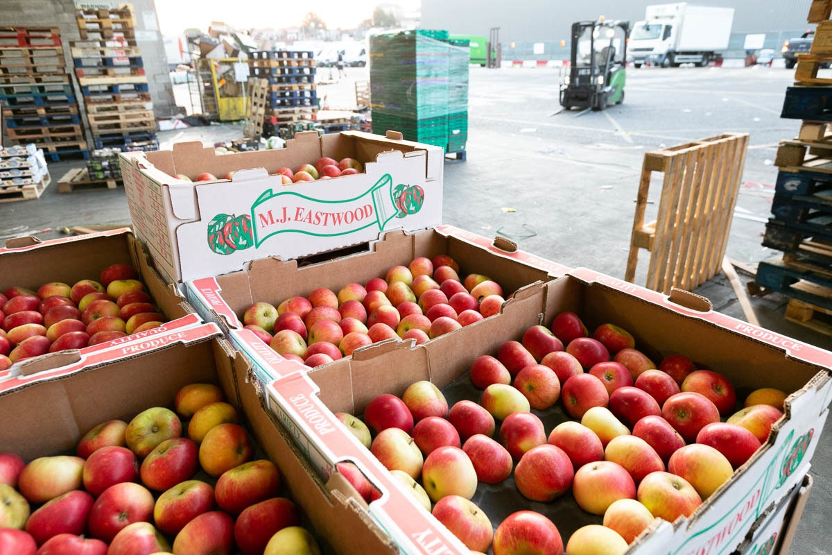 Fruit And Veg Market Report September 2019 Apples