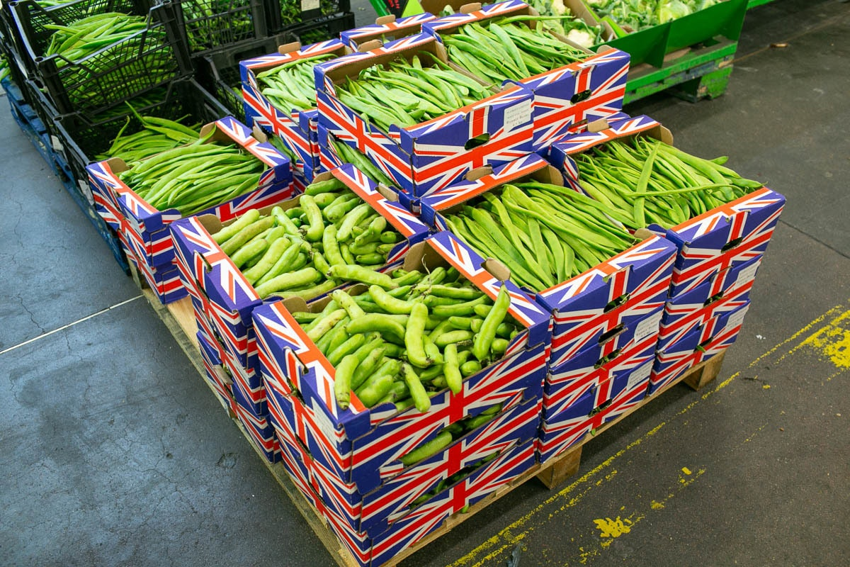 Fruit And Veg Market Report September 2019 Beans