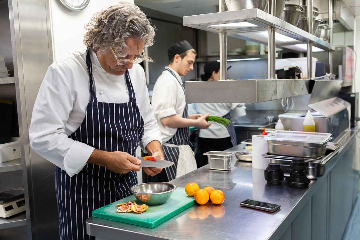 Fruit And Vegetable Market Chefs Guide To Blood Oranges Jan 2019 Giorgio Locatelli