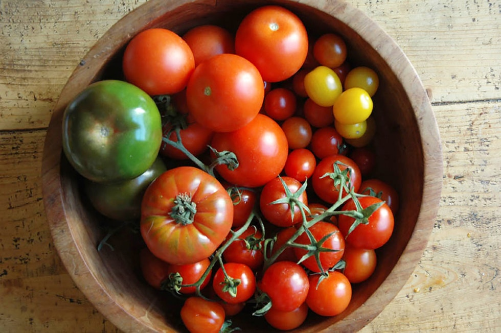 A chef's guide to tomatoes