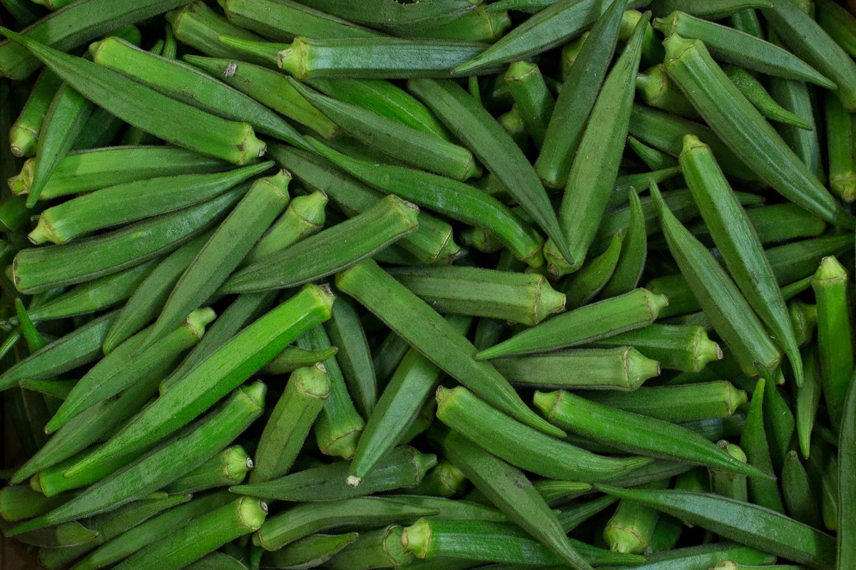 Fruit And Vegetable Market Report April 2018 Okra