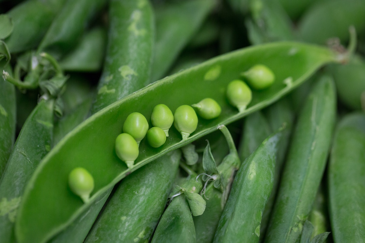 Fruit And Vegetable Market Report April 2018 Peas