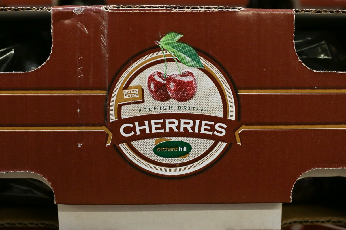 Fruit And Vegetable Market Report August 2018 Cherry Packaging