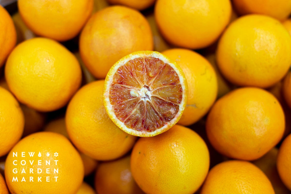 Fruit And Vegetable Market Report February 2020 Blood Orange