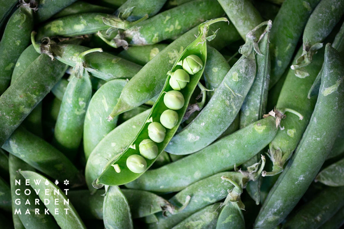 Fruit And Vegetable Market Report February 2020 Peas