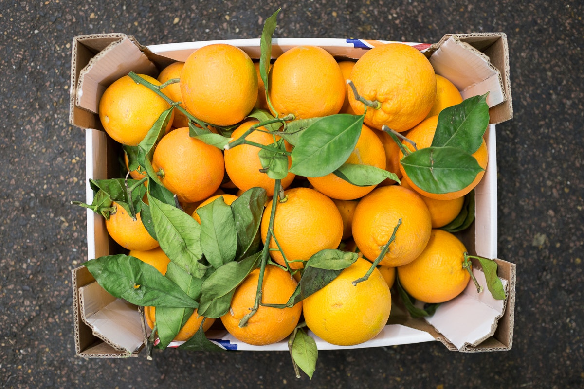 Fruit And Vegetable Market Report January 2018 Oranges