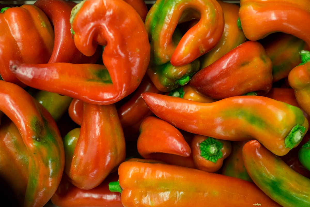 Fruit And Vegetable Market Report January 2018 Peppers