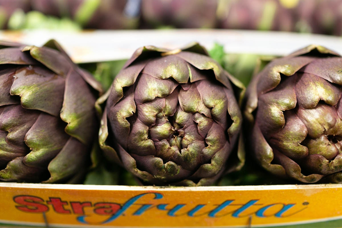 Fruit And Vegetable Market Report January 2020 Artichokes