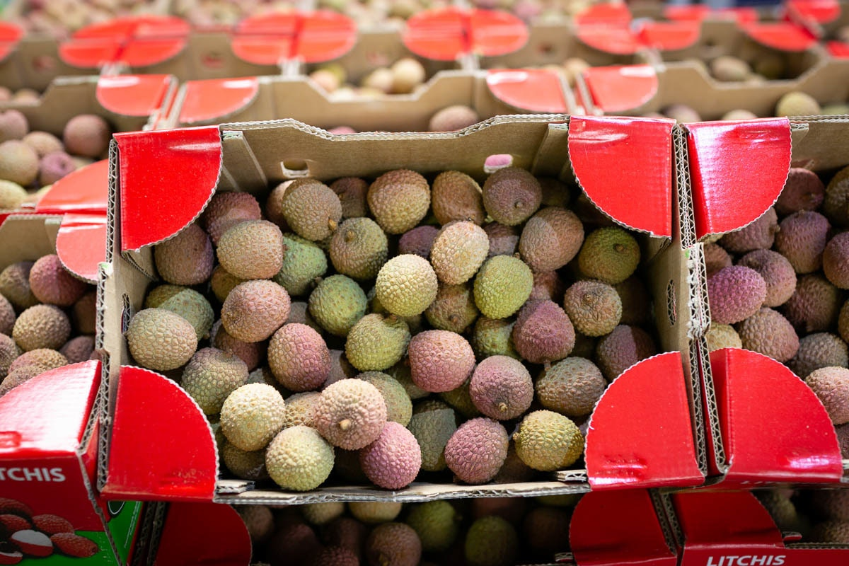 Fruit And Vegetable Market Report January 2020 Lychees
