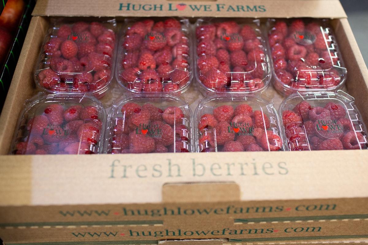 Fruit And Vegetable Market Report July 2018 Raspberries