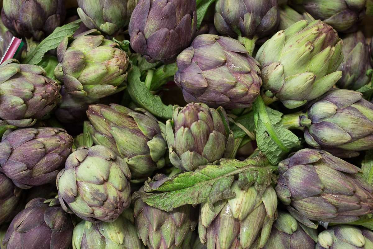 Fruit And Vegetable Market Report March 2018 Artichokes