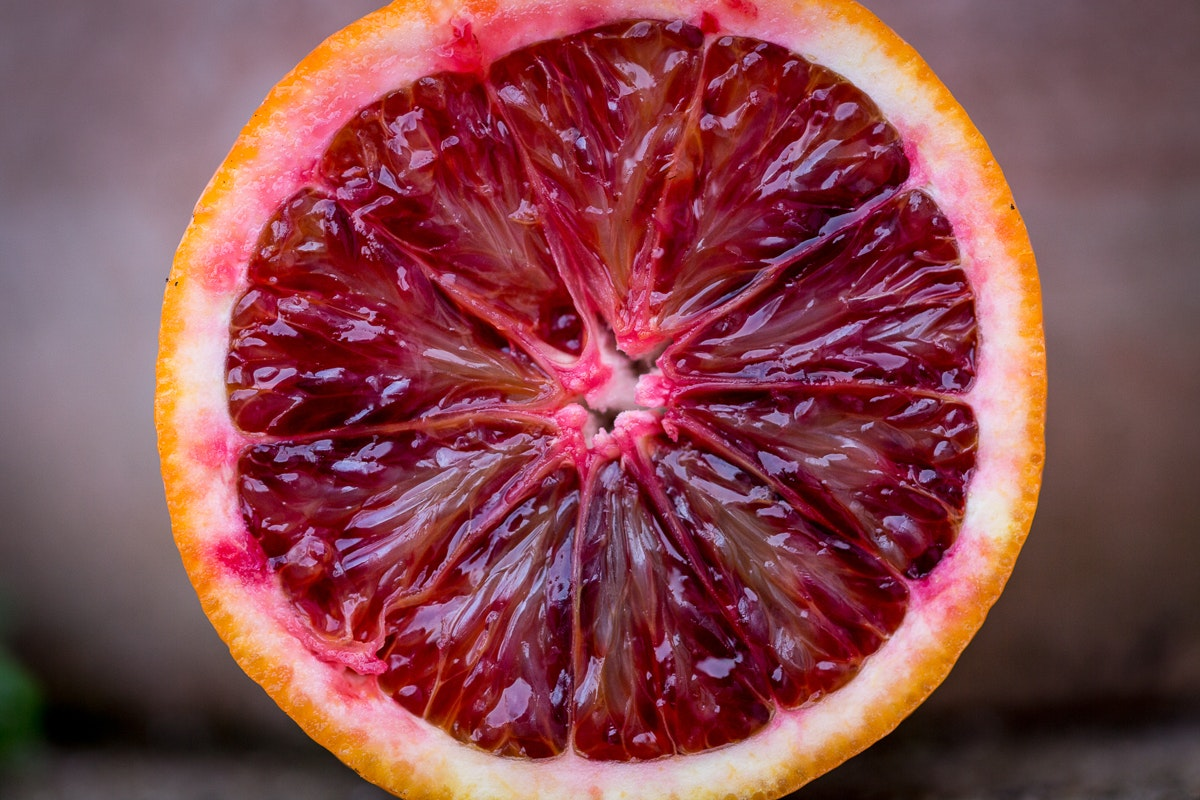 Fruit And Vegetable Market Report March 2018 Blood Orange