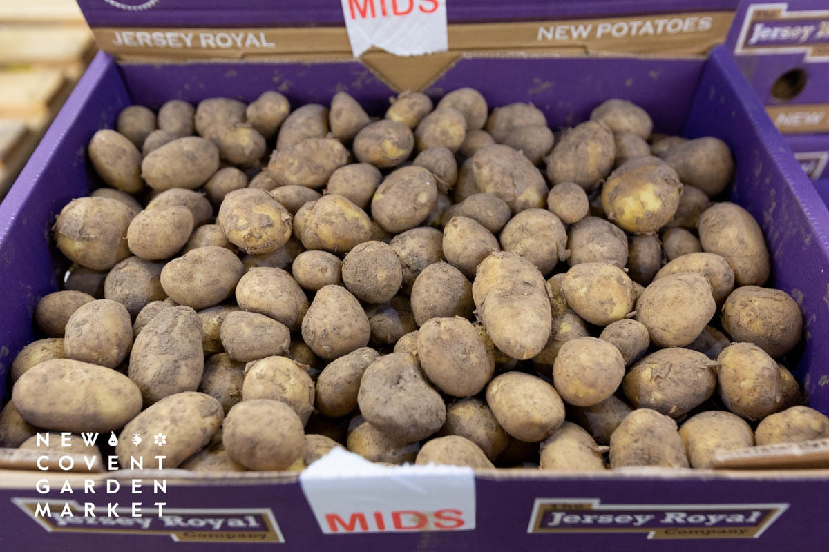 Fruit And Vegetable Market Report March 2020 Jersey Royal Potatoes