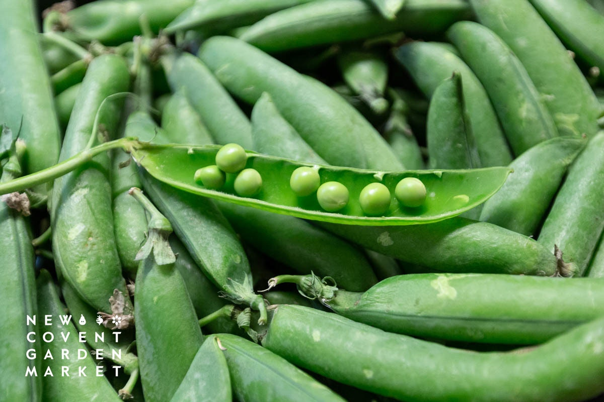 Fruit And Vegetable Market Report March 2020 Peas