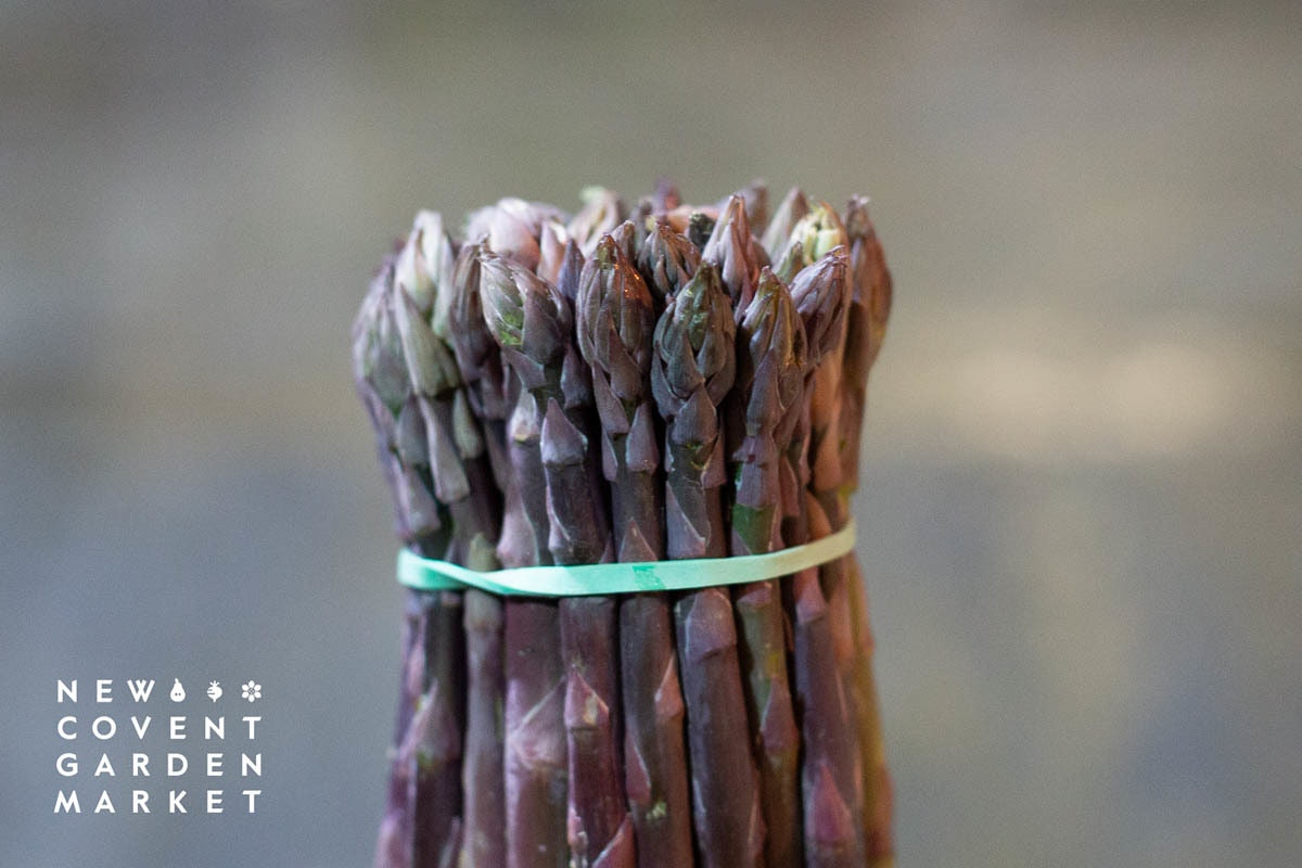 Fruit And Vegetable Market Report March 2020 Purple Asparagus