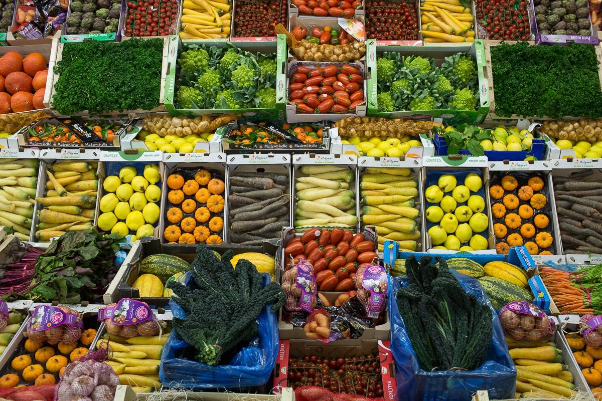 Fruit And Vegetable Market Report November 2017 Flash French Garden