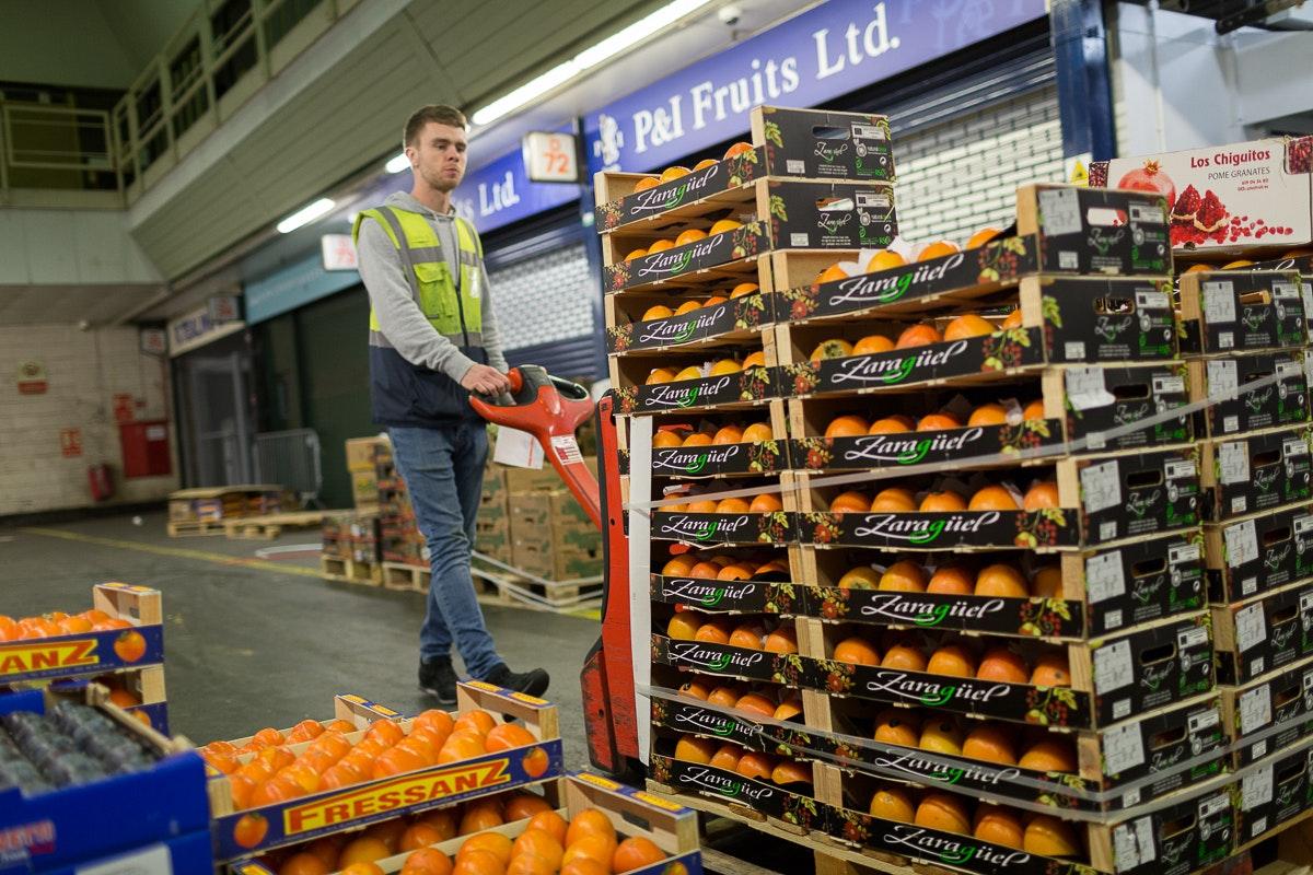 Fruit And Vegetable Market Report November 2017 Kaki Fruit