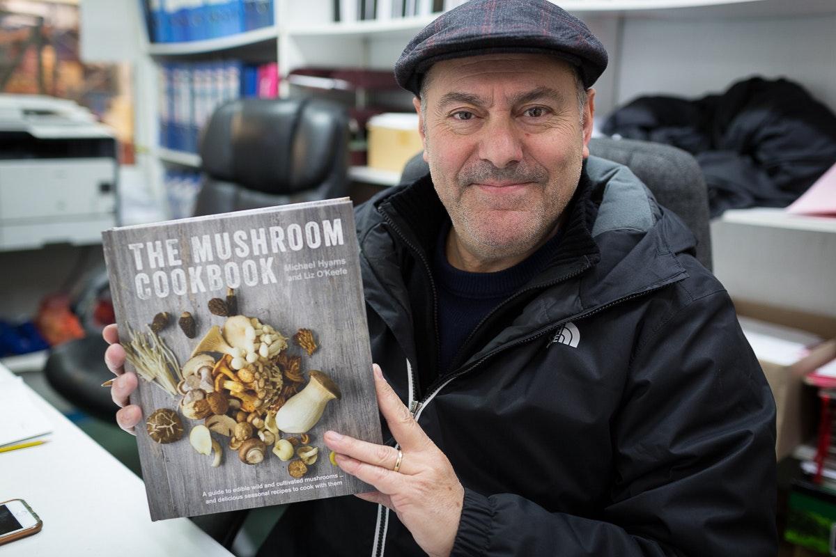 Fruit And Vegetable Market Report November 2017 Mushroom Man Book