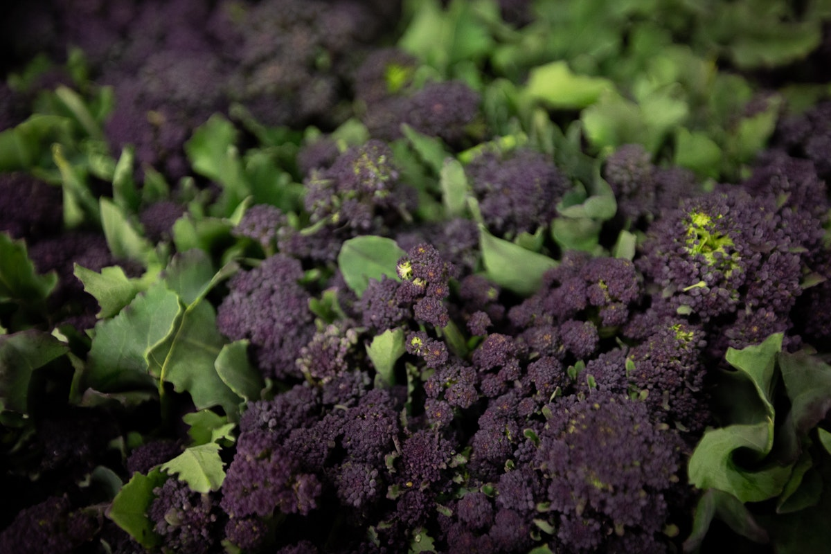 Fruit And Vegetable Market Report November 2018 Purple Sprouting