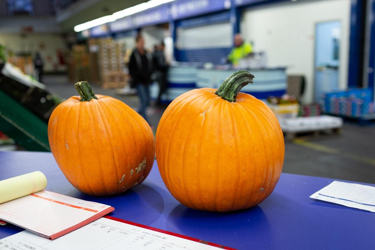 Fruit And Vegetable Market Report September 2018 Pumpkins