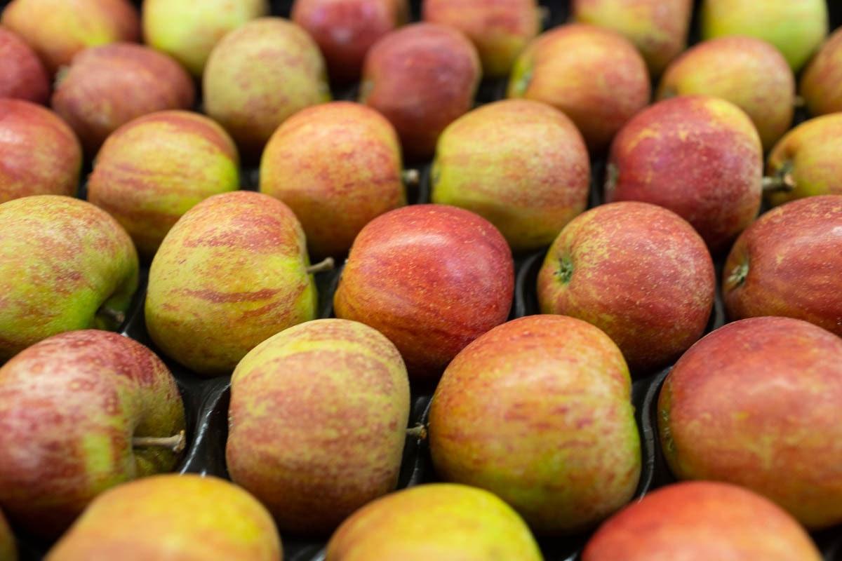 New Covent Garden Market Report October 2021 Cox Apples