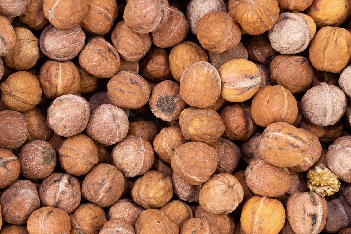 New Covent Garden Market Report October 2021 Wet Walnuts