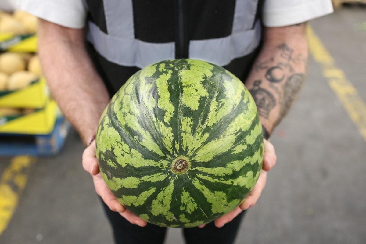 New Covent Garden Market Watermelon