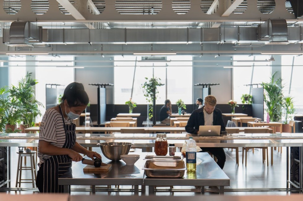 Mission Kitchen opens its doors to London's next set of rising food stars