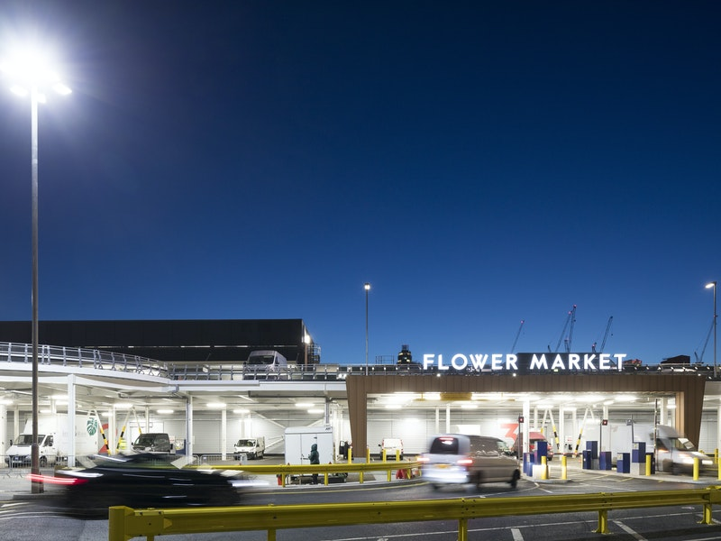 Flower Market open for in-person buying from Monday, 12 April