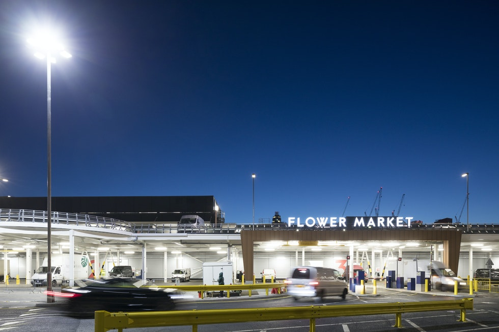 Flower Market now open