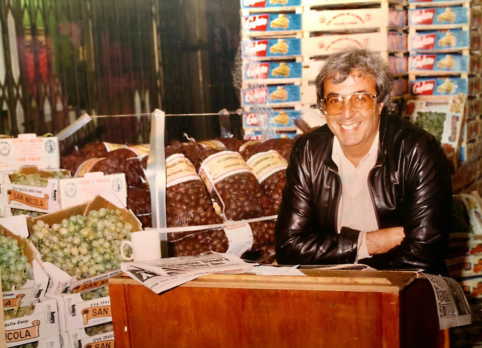 A fond farewell to market legend Barry Ruffell, who has passed away