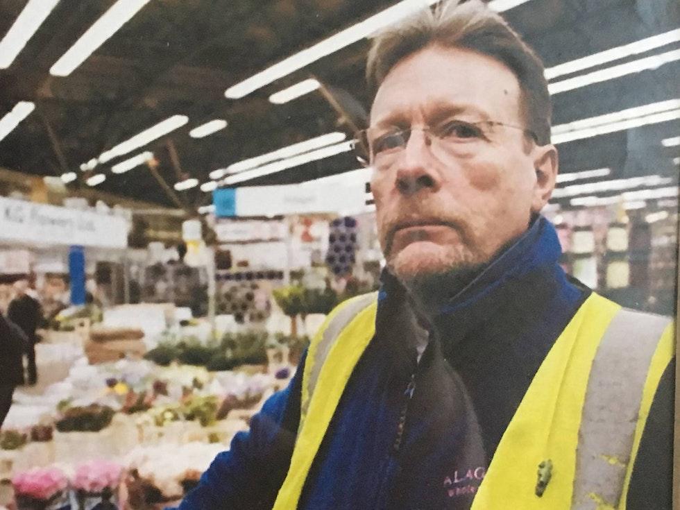 Ex Flower Market night porter Billy Clark dies