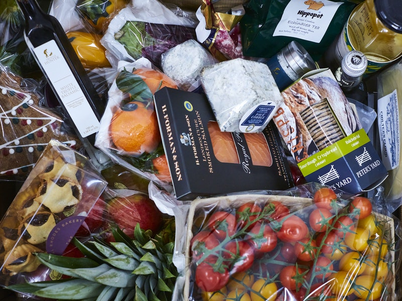 12 Days of New Covent Garden Market – Day 1, First Choice Produce