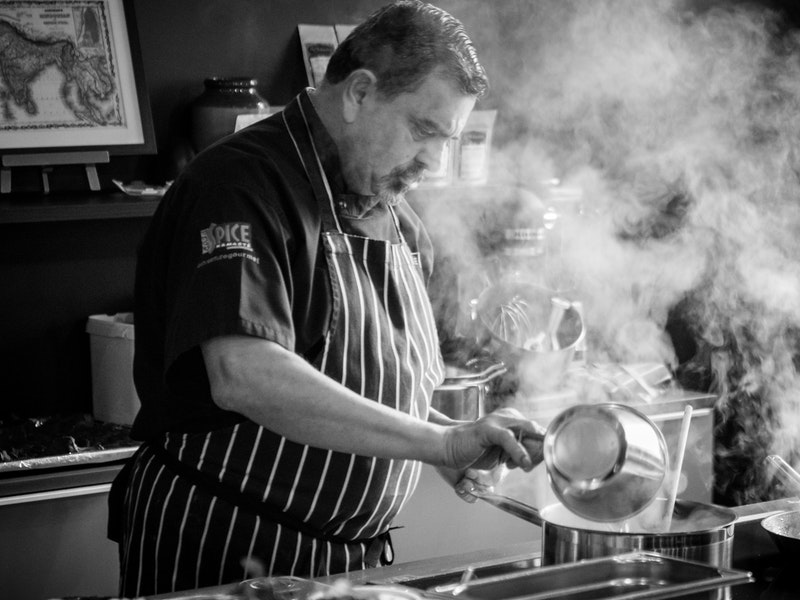 The beating heart of London's food scene