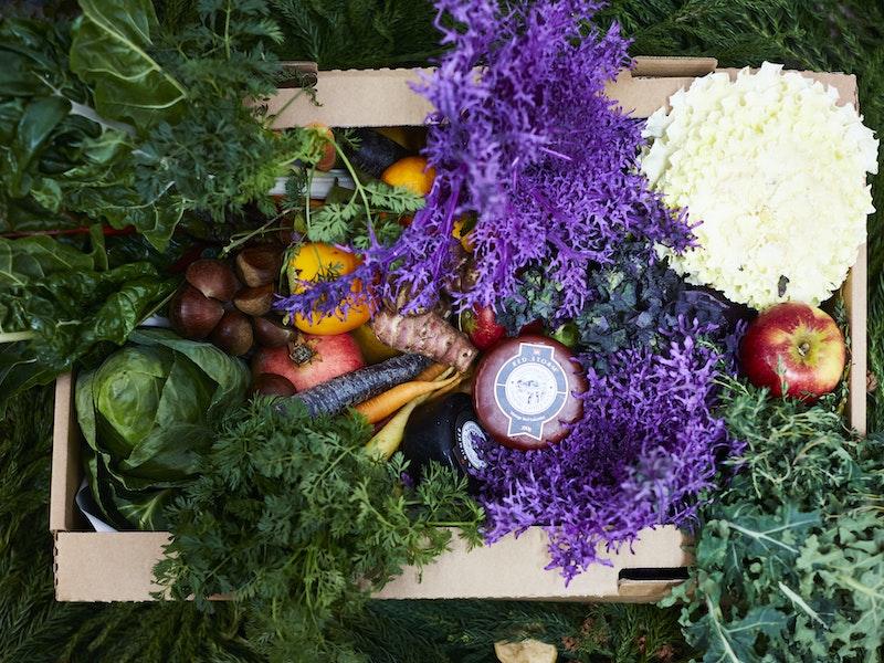 12 Days of New Covent Garden Market – Day 12, Classic Veg Box