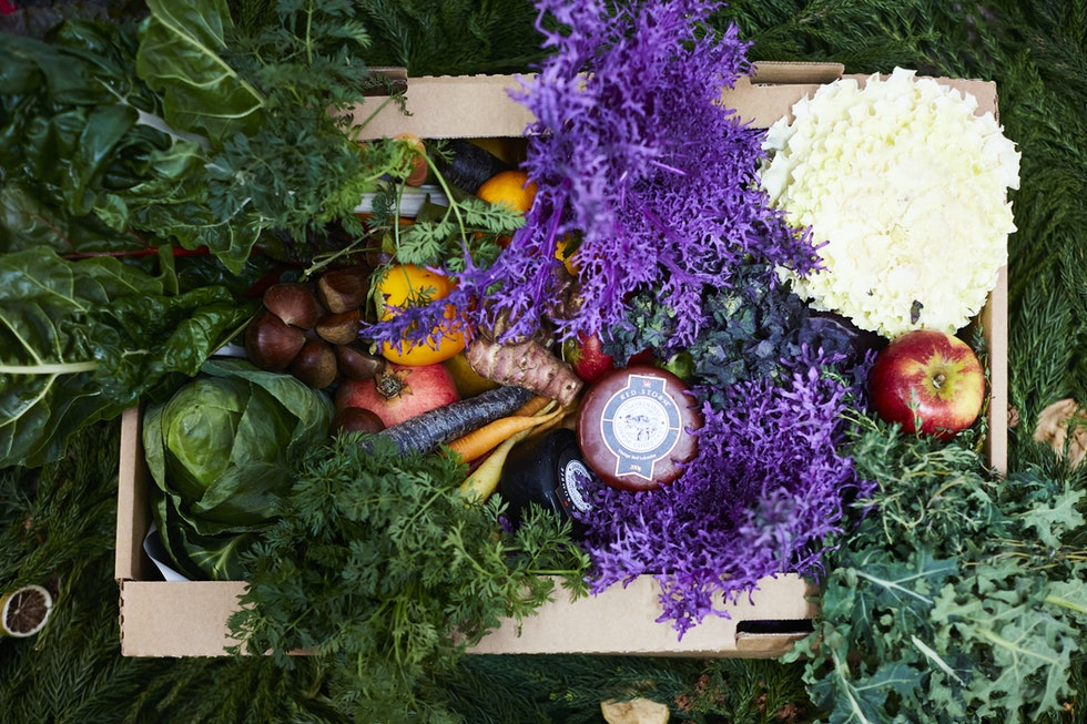 12 Days of New Covent Garden Market – Day 12, Classic Veg Box