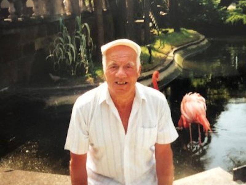 Former Flower Market veteran Joe Tuhey dies, aged 88