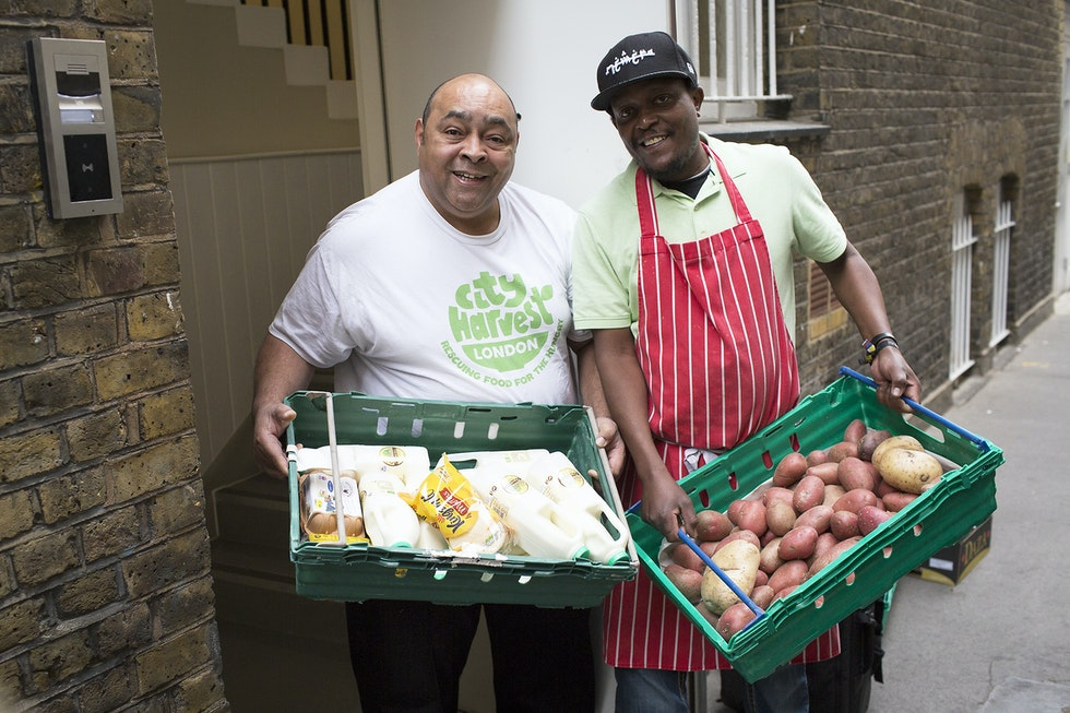 How City Harvest give food another life