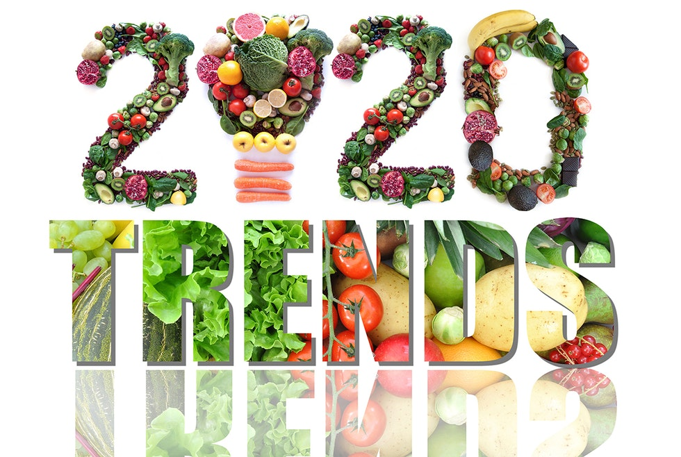 A chef's guide to food trends in 2020